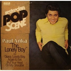 Anka Paul ‎– The Lonely Boy|1972 INTS-1397