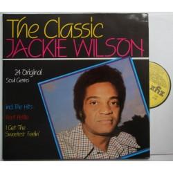 Wilson Jackie – The Classic Jackie Wilson|1987 Zyx Records – ZYX 20.074