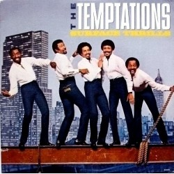 Temptations ‎The – Surface Thrills|1983    Gordy	6032GL