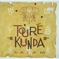 Touré Kunda ‎– Salam|1990 World Music– 06148
