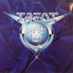 Treat – Organized Crime|1989    Vertigo – 8389291