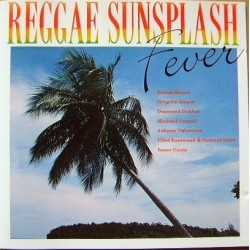 Various ‎– Reggae Sunsplash Fever|1991   Bellaphon ‎– 254-07-150