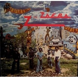 Zafra ‎– Z For Zafra|1977 H & L Records ‎– 6.23 990