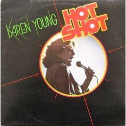 Young ‎Karen – Hot Shot|1978 Flarenasch ‎– 723.604