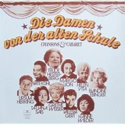 Various-Die Damen von der alten Schule - Chansons & Cabaret |DG-Literatur 2573006