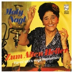 Nagl Maly -Mir raubt nix mei Ruah|Philips 61129- Different Cover