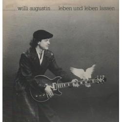 Augustin Willi - Leben Und Leben Lassen|1982 Bellaphon – 270 01 034