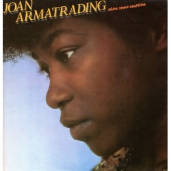 Armatrading ‎Joan – Show Some Emotion|1977 A&M Records AMLH 68433
