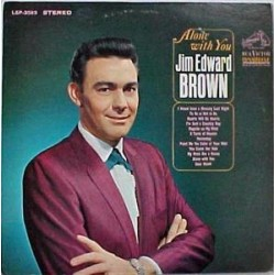 Brown ‎Jim Edward – Alone With YouRCA Victor	LSP 3569