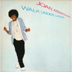 Armatrading ‎–Joan Walk Under Ladders|1981 A&M Records AMLH 64876