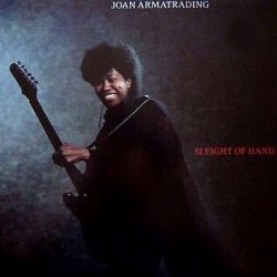 Armatrading ‎Joan – Sleight Of Hand|1986 A&M Records 395130-1
