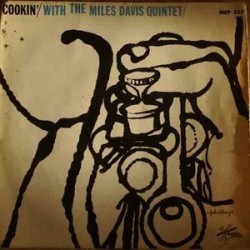 Davis Miles Quintet ‎The– My Funny Valentine / Airegin|Metronome ‎– MEP 357-Single