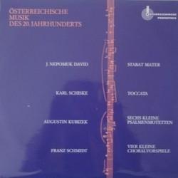 Various – Österreichische Musik Des 20. Jahrhunderts|1968    Österreichische Phonothek – ÖPH 10008