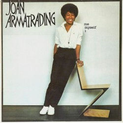 Armatrading Joan ‎– Me Myself I|1980 A&M Records AMLH64809