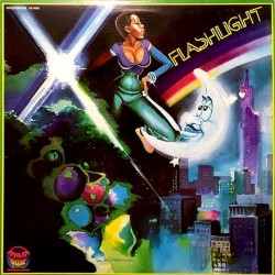 Flashlight ‎– Flashlight|1978 KRL LP8