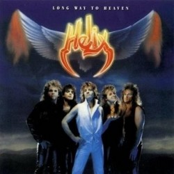 Helix – Long Way To Heaven|1985     Capitol Records – 1A 064-24 0348 1