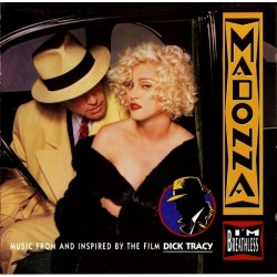 Madonna ‎– I'm Breathless (Music From And Inspired By The Film Dick Tracy)|1990    Warner Bros.  7599 26209-1