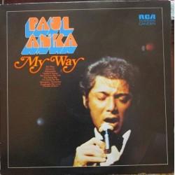 Anka Paul – My Way|1974  RCA Camden – ACL1-0616