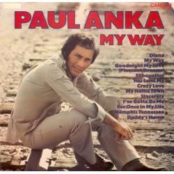 Anka Paul  – My Way|1974  RCA Camden CDS 1134