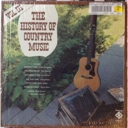 Various ‎– The History Of Country Music - Volume III| Radiant ‎– RRC-1013