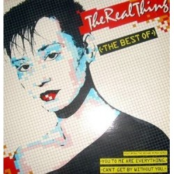 Real Thing ‎The – The Best Of |1986 TELDEC 6.26883