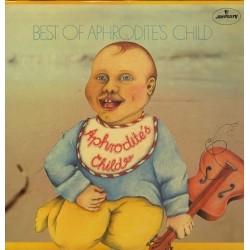 Aphrodite's Child – Best Of Aphrodite's Child|1971  Mercury6333 002