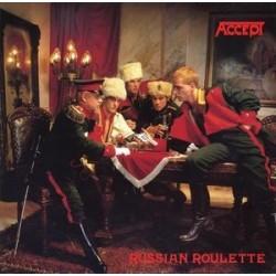 Accept – Russian Roulette 1986 RCA PL70972