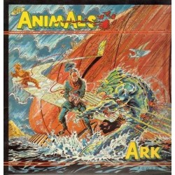 Animals The ‎– Ark|1983 I.R.S. Records SP 70037