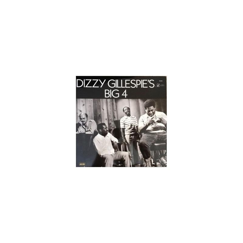 Gillespie's Dizzy Big 4 – Dizzy Gillespie's Big 4 2006    Analogue Productions – APJ 024-SEALED!!!