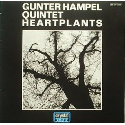 Hampel Gunter Quintet ‎– Heartplants|1979   Crystal ‎– 066 CRY 45 306