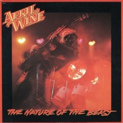 April Wine ‎– The Nature Of The Beast|1981 1C 064-86 296 Germany