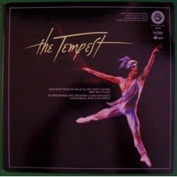 Performing Arts Orchestra ‎– The Tempest|1982   Reference Recordings ‎– RR 10-45 RPM