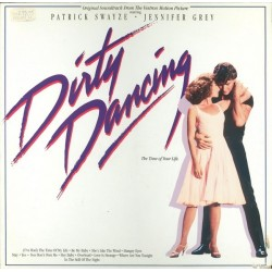 Various ‎– Dirty Dancing (Original Soundtrack )|1987     RCA ‎– BL 86 408