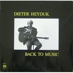 Heyduk ‎Dieter – Back To Music|1988  PG Records ‎– 33015