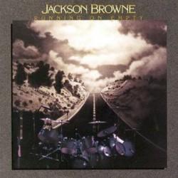 Browne Jackson  – Running On Empty 1977     Asylum Records AS 53 070