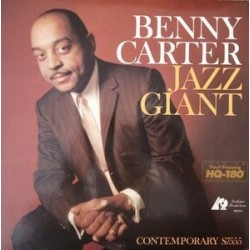 Carter Benny – Jazz Giant|Analogue Productions – APJ 013-180g-still sealed!!!