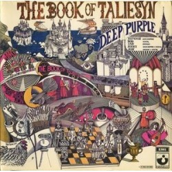 Deep Purple – The Book Of Taliesyn|1969 Harvest – 1C 062-04 000