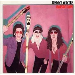 Winter Johnny ‎– Raisin' Cain|1980 Blue Sky ‎– 84103