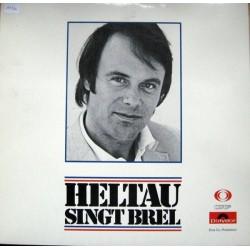 Heltau Michael– Heltau Singt Brel|1975 Polydor 63 853 Club Edition