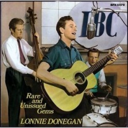 Donegan Lonnie ‎– Rare And Unissued Gems|1985   Bear Family Records ‎– BFX 15170