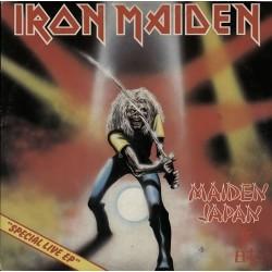 Iron Maiden – Maiden Japan|1981    EMI – 1 C K 062-07 534 Z-Maxisingle