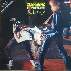 Scorpions – Tokyo Tapes|1978     RCA – CL 28 331