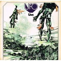 UFO  – Live|1971       Teldec6.21454