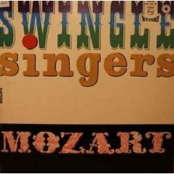 Swingle Singers – Swinging Mozart|1964 Philips – 842.109 PY