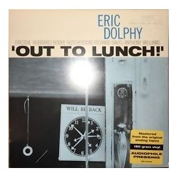 Dolphy Eric ‎– Out To Lunch!|1966/1998  BST 46524