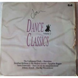 Various ‎– Dance Classics Volume 2|1988 GiG Records ‎– GIG 222 143