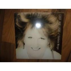 Werger Stefanie – Lust Auf Liebe|1985  825 701-1