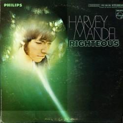 Mandel Harvey – Righteous|1969     PhilipsPHS 600-306