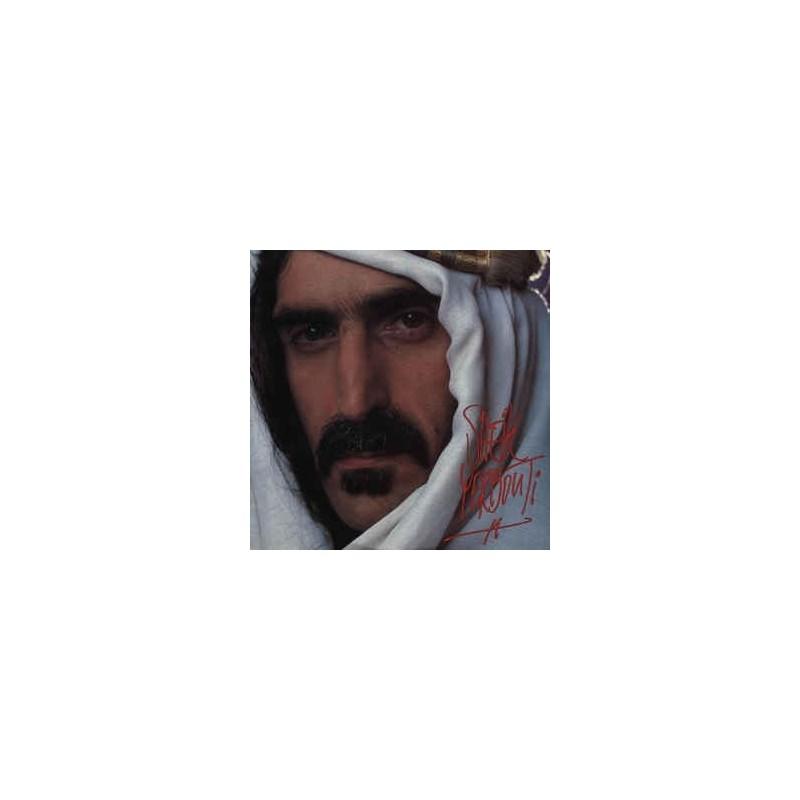Zappa Frank Sheik Yerbouti 1979 Cbs 88339