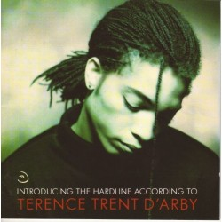 Trent D'Arby Terence – Introducing The Hardline According To |1987     CBS450911-1